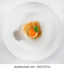 poached egg gourmet