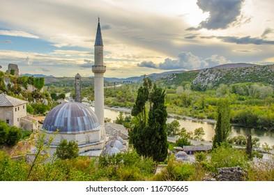 Pocitelj, Bosnia and Herzegovina - Hajji Alija Mosque