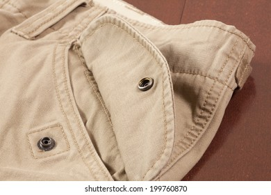 Pocket Of Cargo Pants