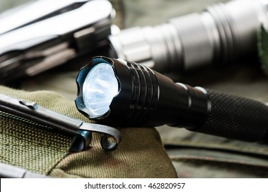 pocket flashlight for Everyday Carry (EDC)