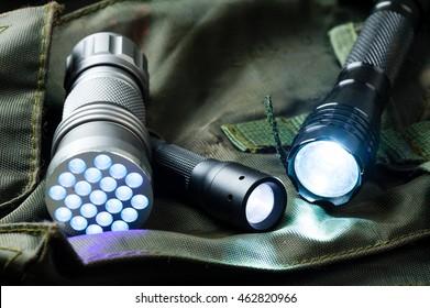 pocket flashlight for Everyday Carry (EDC)