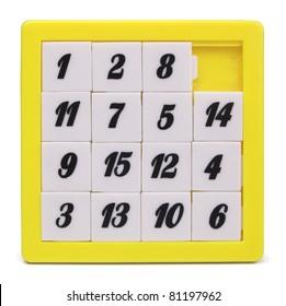 Imágenes, fotos de stock y vectores sobre Puzzle Board