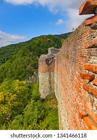Poenari castle, or citadel,  is a ruined castle in Romania, notable for its connection to Vlad the Impaler. Access to the citadel is made by climbing the 1,480 concrete stairs.