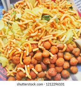 Poha or Flattend Rice commonly Known as Chura is Rice which is flattened into flat, light , dry flakes orignating from the Indian subcontinent.