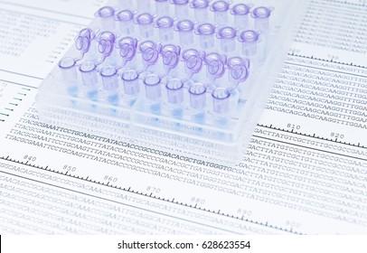 Point mutation in DNA gene