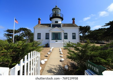 Point Pinos Lighthouse, Monterey Bay