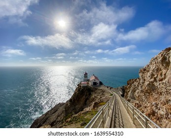 Point Reyes, California, USA: The Point Reyes Lighthouse