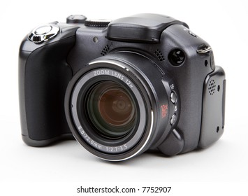 Point and Shoot 8 Mega Pixel Digital Camera