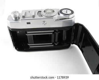 Point & shoot camera, circa 1956