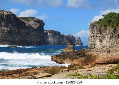 Pointe de la Grande Vigie, Guadeloupe