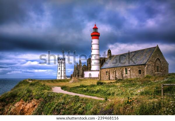 Pointe Saint-Mathieu, Brittany