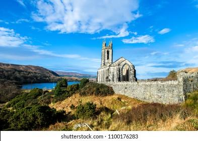 The Poisoned Glen Church Donegal Ireland