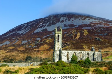 The Poisoned Glen Church Dunlewey Donegal Ireland