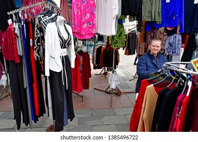 8650f673f94 Clothing Market France Images, Stock Photos & Vectors | Shutterstock