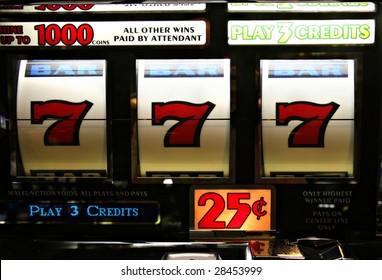 Poker Machine Jackpot