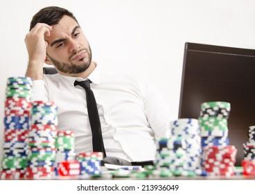 Poker online having problem