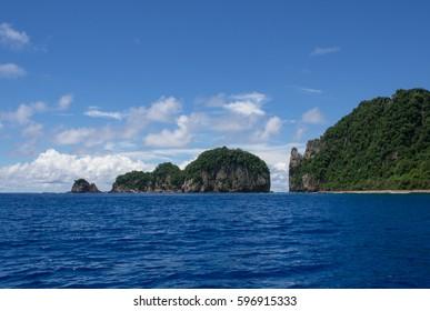 Pola Island from the Ocean
