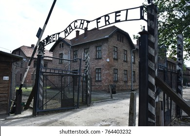 Poland Auschwitz Birkenau German Nazi Concentration and Extermination Camp World Heritage