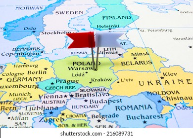 Poland Map Stock Photos, Images & Photography | Shutterstock on buenos aires world map, bulgaria world map, krakow poland map, jakarta world map, quito world map, sicily world map, ashdod port map,