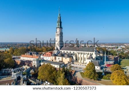 Poland Częstochowa Jasna Góra