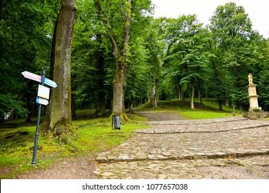 Poland Kalwaria Zebrzydowska the Mannerist Architectural and Park Landscape Complex and Pilgrimage Park World Heritage