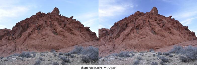 Polarizing  lens filter comparison