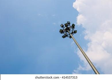 Poles in the spotlight