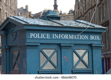 police information in edinburgh, scotland