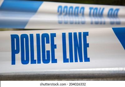 police line do not cross caution tape