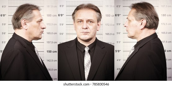 Imágenes, fotos de stock y vectores sobre Police Mugshot