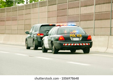 Police Pullover Stop