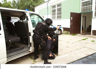 Police special units