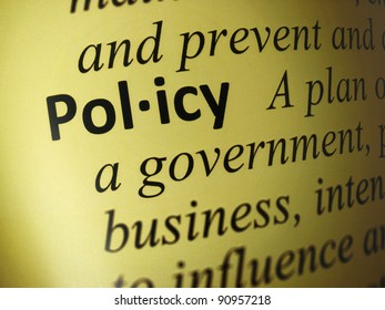 Policy and government