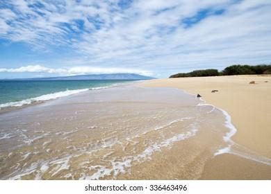 Polifua Beach, Lanai, Hawaii-4