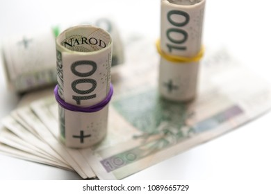 Polish banknotes, PLN