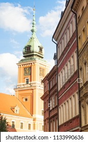 Polish famous historical place. Tourism in European.