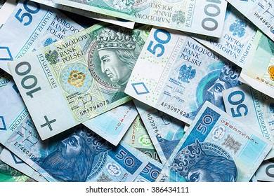 Polish money bills