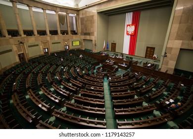 Polish Parliament Sejm RP