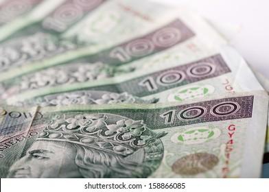 Polish zloty (PLN)  - banknotes