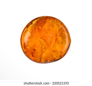 polished amber