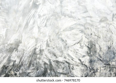 Polished cement wall background or texture