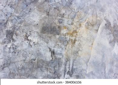 Polished Concrete Floor. Polished Concrete Wall. Polished Concrete Background.