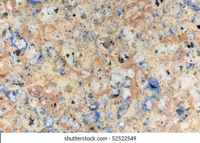 polished granite texture blue coral