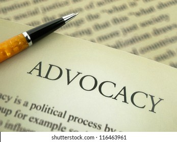 Political Advocacy and Lawyers