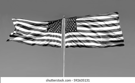 The Political Wind in America Blows Strongly in Both Direction, There's No Compromise, Everything Is Black Or White