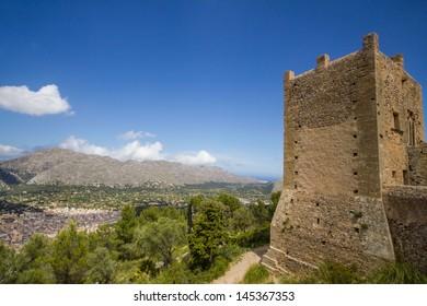 Pollenca, Mallorca  - castle