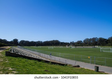 Polo Field at Golden Gate Park, San Francisco, California, USA