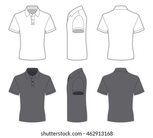 polo shirts set