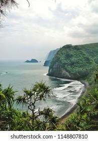 Pololu Valley- Kohala, Big Island Hawaii