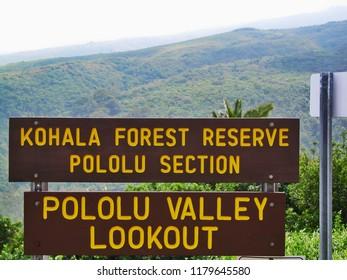 Pololu Valley-Kohala, Big Island Hawaii
